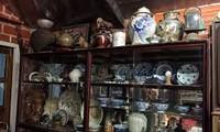 在德国展示越南文物