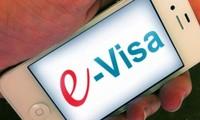 越南将对国际游客试行签发电子签证两年