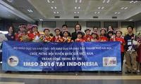 越南学生在国际数学和科学奥林匹克竞赛上获大奖