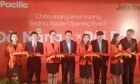 捷星太平洋航空公司开通岘港至中国台北直达航线