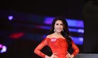2015年越南环球选美大赛亚军邓氏丽姮参加2016年环球小姐比赛