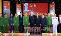 """越南政府常务副总理张和平出席""""保卫平安生活""""活动"""