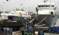 向长沙岛县运送500吨年货服务丁酉春节