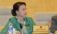 越南第14届国会常委会第6次会议通过国会监督活动决议