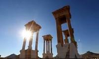 """联合国教科文组织谴责""""伊斯兰国""""毁坏文化遗址"""