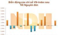 2月9日越南股市涨跌互现