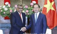 大力推动越南和新加坡在司法改革领域的合作