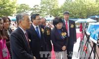 韩国领导人高度评价越韩关系发展
