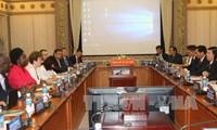 胡志明市与世行合作提高人民的生活质量