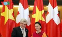 越南和瑞士合作提高能力 分享立法活动经验
