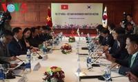 越南和韩国加强环境领域合作