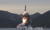 美国对朝鲜实施新制裁