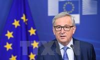 """欧盟委员会主席容克:英国脱欧是一个""""悲剧"""""""