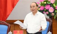 阮春福与越日大学领导人座谈