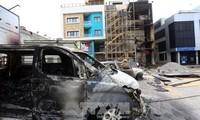 利比亚:的黎波里爆发冲突 150多人死伤