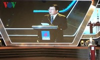 越南政府副总理郑廷勇出席PVEP公司成立10周年纪念会