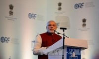 印度总理莫迪出访欧洲和美国