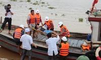 越南分享有关建立早期预警系统和搜救遇险者的经验