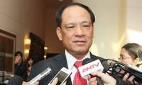 中国广东和香港在越中合作中发挥特别重要的作用