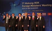 推动湄公河次区域与韩国的合作