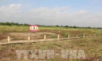 启动边和机场基础设施建设和二恶英预处理项目