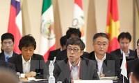 TPP谈判国面向新协定