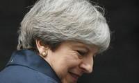 欧盟欢迎英国首相特雷莎梅的脱欧蓝图