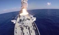 俄罗斯攻击叙利亚叛军