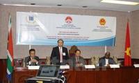 越南和南非促进投资活动