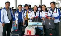 越南积极参加第19届世界青年学生联欢节各项活动