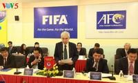 亚足联支持越南足球发展