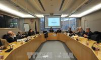 东海问题研讨会在欧洲议会总部举行
