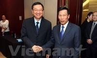 越南和中国推动旅游实质性合作