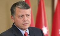 约旦国王强调美国在中东和平进程中的角色