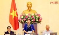 越南第14届国会常委会第24次会议开幕