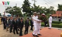 胡志明主席诞辰128周年纪念活动在国内外举行