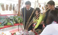 Phu Tho성 Thanh Son현: 학교에서의 민족문화 보존