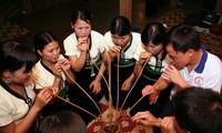 서북 지역 Thai 사람 술상에 얽힌 정신 문화