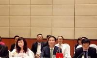 Réunion du comité mixte de la coopération économique, scientifique et technique Vietnam-Indonésie