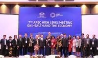 SOM3-APEC 2017: ouverture de la 7ème réunion de haut niveau sur la santé et l'économie