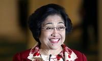 Nguyen Phu Trong rencontre Megawati Sukarnoputri