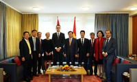Le Vietnam souhaite coopérer avec la Suisse dans divers domaines