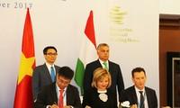 Forum d'entreprises Vietnam-Hongrie