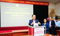 Le FPV lance une collecte pour les sinistrés du typhon Damrey
