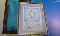 Publication d'une collection de timbres spéciale en l'honneur de l'APEC Vietnam 2017