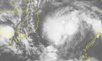 Le Vietnam se prépare à l'arrivée du typhon Kirogi