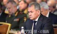 A Moscou, Mistura dit espérer «tourner la page du passé» en Syrie