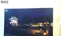Pameran foto tentang keindahan Kuil Sastra Van Mieu-Quoc Tu Giam