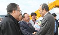 Le président de la chambre basse du Maroc est arrrivé au Vietnam