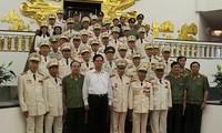 Премьер-министр СРВ Нгуен Тан Зунг принял представителей связного комитета милиционеров